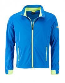 Men`s Sports Softshell Jacket