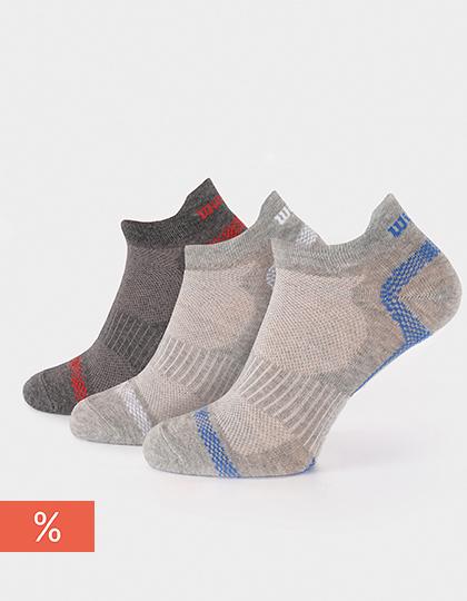 Men´s Trainer Socks (3er Pack)